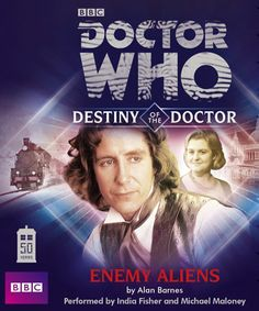 CD review: Doctor Who - Destiny of the Doctor | Stuff.co.nz