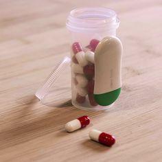 Monitor pillboxes or bottles to make sure medication is never forgotten - by Sen.se Silver Mother for elderly