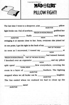 Nerdy image within printable mad libs sheets for adults