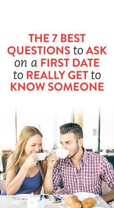 good dating questions to get to know someone Get to know someone and create a sense of you can try these questions with a date pretty good set of questions for people who don't know each other.