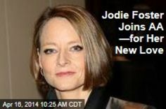 Latest News:  Jodie Foster Joins AA – for Her New Love.  Jodie Foster is reportedly dating Ellen DeGeneres' ex, photographer Alexandra Hedison—and sources say the relationship is getting so serious that Foster has given up alcohol, because Hedison is a recovering alcoholic. Get all the latest news on your favorite celebs at www.CelebrityDazzle.com!