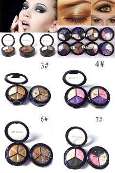 [Visit to Buy] Eyeshadow matte eyeshadow palette makeup box makeup palette eye shadow with eye pencil Hot Sale #Advertisement