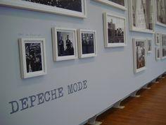 Gem - Fotomuseum / Gemeente Museum / Anton Corbijn / Depeche Mode - The Hague / Den Haag (Netherlands / Niederlande) 2015
