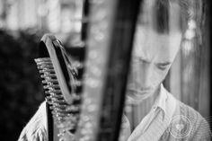 Alex Thomas #harp #strings #velvetentertainment #entertainment #artist