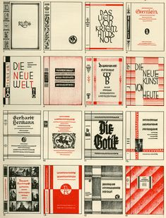 From the amazing Steve Heller's post on Bauhaus-era pencil sketchs for Imprint.