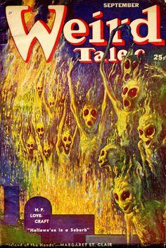 The Geeky Nerfherder: Sci-Fi, Fantasy & Horror Cover Art: Virgil Finlay
