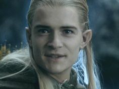 Legolas. If you didn't have a crush on him when the LOTRs movies came out then you're a lesbian.