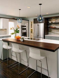 quel comptoir de cuisine choisir pour intérieur moderne tendance conseils choix matériaux #kitchen #modern
