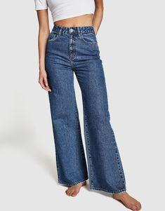 Long Wide Jeans