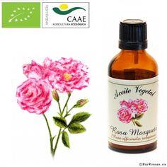 Aceite Vegetal, Rosa Mosqueta