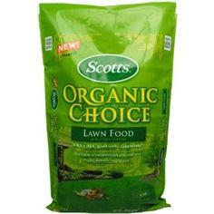 Scotts 46304 Organic Choice Lawn Food (Discontinued by Manufacturer) Organic Fertilizer, Organic Gardening, Garden Fertilizers, Grass Type, Food Suppliers, Lawn Equipment, Lawn Sprinklers, Garden Guide, Green Lawn