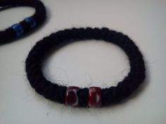 Orthodox Prayer Rope Shop - Orthodox russian/greek chotki komboskini prayer rope rosary wool bracelet blessed