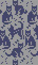 коты, кошки и другие. Knitting Charts, Knitting Stitches, Graph Design, Stitch Pictures, Stuffed Animal Patterns, Filet Crochet, Mittens, Cross Stitch, Tapestry