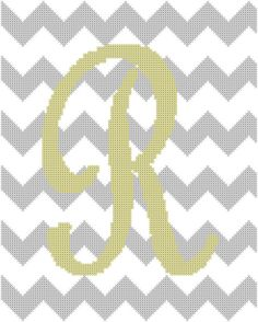 This modern cross stitch pattern is meant to be worked on 14 count aida and the design size is aprox. 8x 10. Please supply initial desired in purchase notes. Pattern will be emailed as a PDF file shown in color blocks and symbols with floss list, pattern details and basic cross stitch instructions.