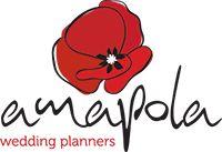 Logo for Amapola Brides, Mallorca