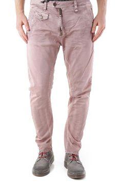 Pantaloni Uomo Absolut Joy (VI-P2459) colore Viola