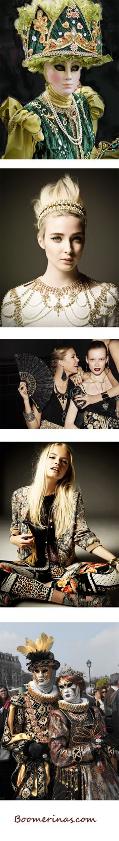 Baroque Fashion Trend for Baby Boomers at http://boomerinas.com/2013/02/baroque-fashion-trend/