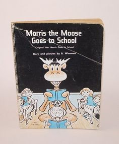 One of my favorite books as a kid!