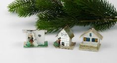 Venetian, Christmas Ornaments, Antiques, Holiday Decor, Outdoor Decor, House, Plaster, Antiquities, Antique