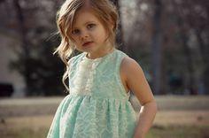 Girls Easter dress or flower girl dress  by whatseweverdesigns, $79.00