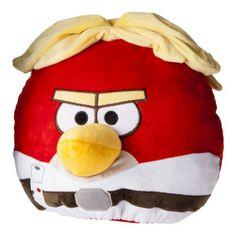 Angry Birds Star Wars Luke Pillow