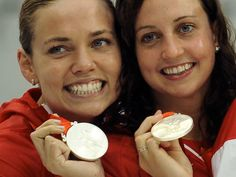 Olympians reveal where they keep their medals