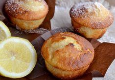 muffin al limone,muffin,dolci veloci,dolci per colazione,le ricette di tina,dolci semplici,   <3