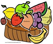 Fruit of the Spirit Craft - fill the basket with different Fruits of the Spirit @Krista McNamara Hunt - This has cut out patterns with the words on the fruit already.  May be good for Thur?