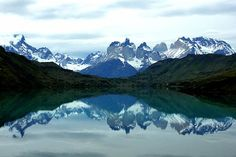 One of my favorite places in the world. Torres del Paine, Chile