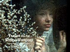 Silver Ferox Key Art & Design: VALERIE AND HER WEEK OF WONDERS (Jaromil Jires, 1970)
