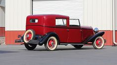 1934 Ford Brewster Town Car presented as lot R218 at Las Vegas, NV 2015 - image3