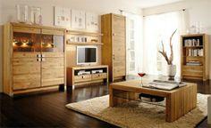 holztisch für eine moderne wohnzimmer ausstattung - 25 interessante Beispiele für moderne Massivholztische