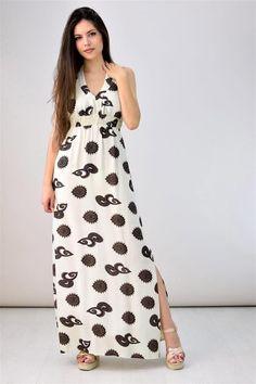 Potre – Εξώπλατο φόρεμα Cold Shoulder Dress, Summer Dresses, Fashion, Moda, Summer Sundresses, Fashion Styles, Fashion Illustrations, Summer Clothing, Summertime Outfits
