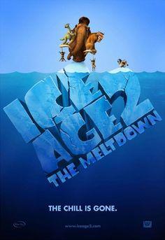 Ice Age 2-Loved it!  Manyyyyyyyyyyy