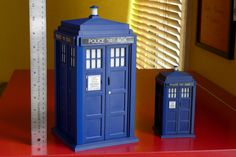 Bits to Atoms: 3D Printing an Accurate Replica TARDIS - Tested