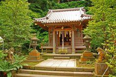Shinto Shrine.
