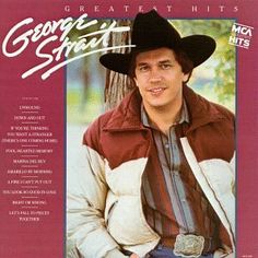 George Strait - Greatest Hits, newest hits - everything.  He's a real Country star.