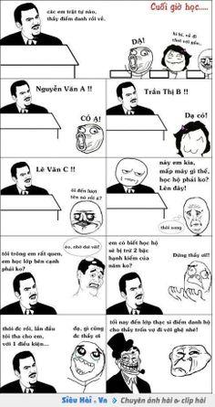 Thầy giáo cũng trốn học