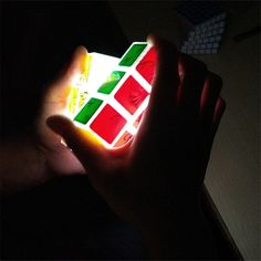 Rubik's Cube Electronic Cube Led Shows Third-Order Personality Cube Children's Toys Glow In Dark Magic Cube Puzzle Toy Luminous  Price: 37.99 & FREE Shipping #computers #shopping #electronics #home #garden #LED #mobiles #rc #security #toys #bargain #coolstuff |#headphones #bluetooth #gifts #xmas #happybirthday #fun