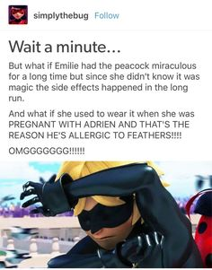 WOAH But srsly tho, the worst the damaged Miraculous that left Nathalie complete. - WOAH But srsly tho, the worst the damaged Miraculous that left Nathalie complete… – WOAH But s - Miraculous Cat Noir, Peacock Miraculous, Miraculous Ladybug Fan Art, Meraculous Ladybug, Ladybug Comics, Bugaboo, Lady Bug, Spongebob, All Meme