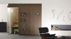 Sauna Premium Klafs Conference Room, Divider, Entryway, Table, Furniture, Home Decor, Entrance, Decoration Home, Room Decor