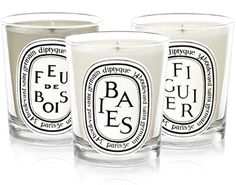 Candle Culture | STYLE by Katie Ladrido | Diptyque Candles from the streets of Paris straightto your home