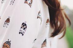 Melina Souza - A Series of Serendipity  <3  Shirt: SHEINSIDE