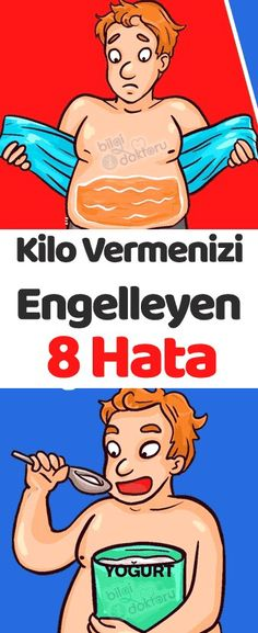 Kilo Vermenizi Engelleyen 8 Hata #kilo #zayıflama Simple Life Hacks, Natural Herbs, Adolescence, Diet And Nutrition, Detox, Health Fitness, Medical, Weight Loss, Exercise