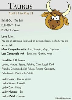 Taurus I`m happy to be the last.Anytime :)