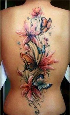 3D tattoo..Simply Beautiful!!