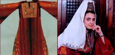 Palestine Fashion Week: Palestinian Dresses and Headresses from the Widad Kawar Arab Heritage Collection Sets: Bethlehem