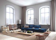 The Chaser Diseño: Casas que inspiran | Conversión Stockholm School