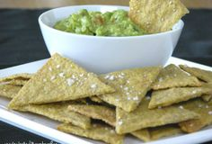 Grain free and Corn free Plantain Tortilla Chips Recipe! (Paleo):: Ingredients 3 unripe (green) plantains, peeled* 2 tbsp refined coconut oil tsp sea salt coarse sea salt to sprinkle Primal Recipes, Whole Food Recipes, Diet Recipes, Cooking Recipes, Cooking Tips, Vegan Recipes, Plantain Recipes, Homemade Tortilla Chips, Paleo Appetizers
