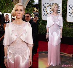 Vocês sabiam que no dicionário, bem na palavra DIVA, tem uma foto da Cate Blanchett? Pois é, a atriz é definição da palavra, é chique, sofisticada e segura como poucas os vestidos mais difíceis. O de hoje é incrível, exótico e caiu como uma luva. Tô apaixonada, acho que tá na fila do look do …